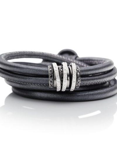 Armband schwarz Capolavoro