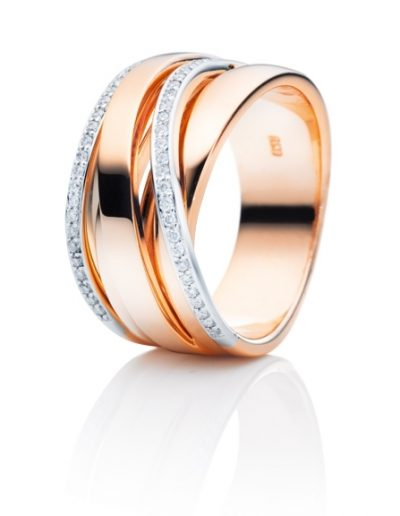 Ring Gold Capolavoro