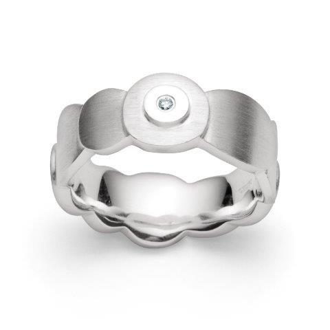 Bastian Inverun Ring silber