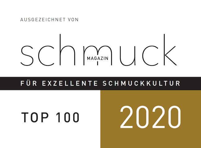 Auszeichnung 2020 Schmuckmagazin Juwelier Danzmann
