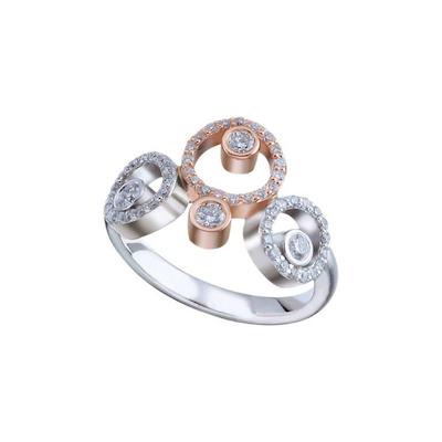 Leo Wittwer Ring Panta Rhei 11-0956176