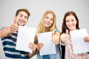 Geschenke zu Abitur und Schulabschluss