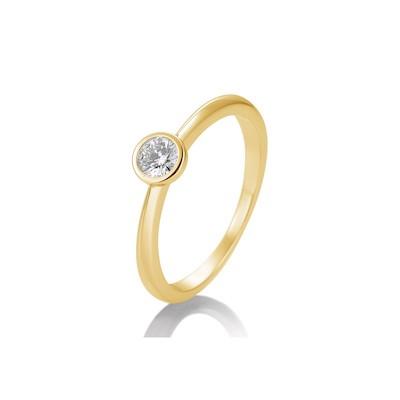 Ring Goldgelb Mailand