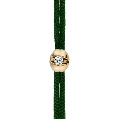 Schaffrath Armband Colortaire green